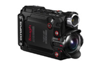 Экшн-камера OLYMPUS TG-Tracker Black (Waterproof - 30m; Wi-Fi; GPS) (V104180BE000)