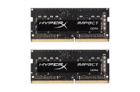 Модуль памяти для ноутбука SoDIMM DDR4 16GB (2x8GB) 2400 MHz HyperX Impact Kingston (HX424S14IB2K2/16)
