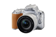 Цифровой фотоаппарат Canon EOS 200D kit 18-55 IS STM Silver (2256C006)