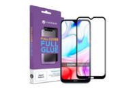 Стекло защитное MakeFuture Xiaomi Redmi 8 Full Cover Full Glue (MGF-XR8)