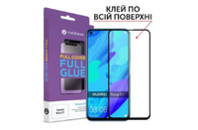 Стекло защитное MakeFuture Huawei Nova 5T Full Cover Full Glue (MGF-HUN5T)