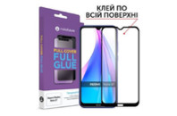 Стекло защитное MakeFuture Xiaomi Redmi Note 8T Full Cover Full Glue (MGF-XRN8T)