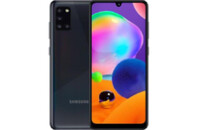 Мобильный телефон Samsung SM-A315F/64 (Galaxy A31 4/64Gb) Prism Crush Black (SM-A315FZKUSEK)