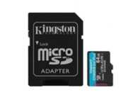Карта памяти Kingston 64GB microSDXC class 10 UHS-I U3 A2 Canvas Go Plus (SDCG3/64GB)
