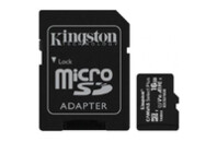 Карта памяти Kingston 2x16GB microSDHC Class 10 UHS-I Canvas Select Plus (SDCS2/16GB-2P1A)