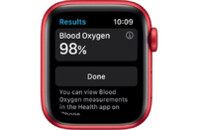 Смарт-часы Apple Watch Series 6 GPS, 40mm PRODUCT(RED) Aluminium Case with PR (M00A3UL/A)
