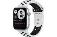 Смарт-часы Apple Watch Nike Series 6 GPS 44mm Silver Aluminum Case with Pure (MG293UL/A)