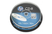 Диск CD HP CD-R 700MB 52X 25шт Spindle (69311/CRE00015-3)